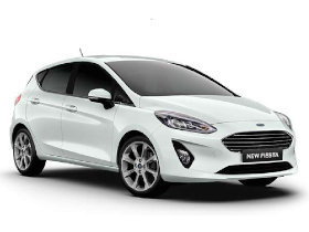 Ford Fiesta from Ford Cape Town