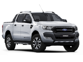 Ford Ranger from Ford Cape Town